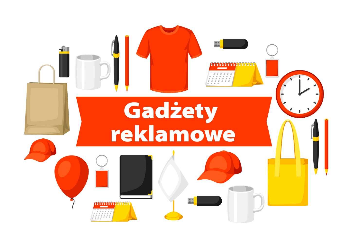 gażety reklamowe Białystok