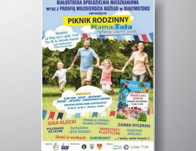 plakaty reklamowe Białystok